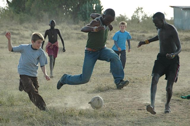 africa united soccer passion essays