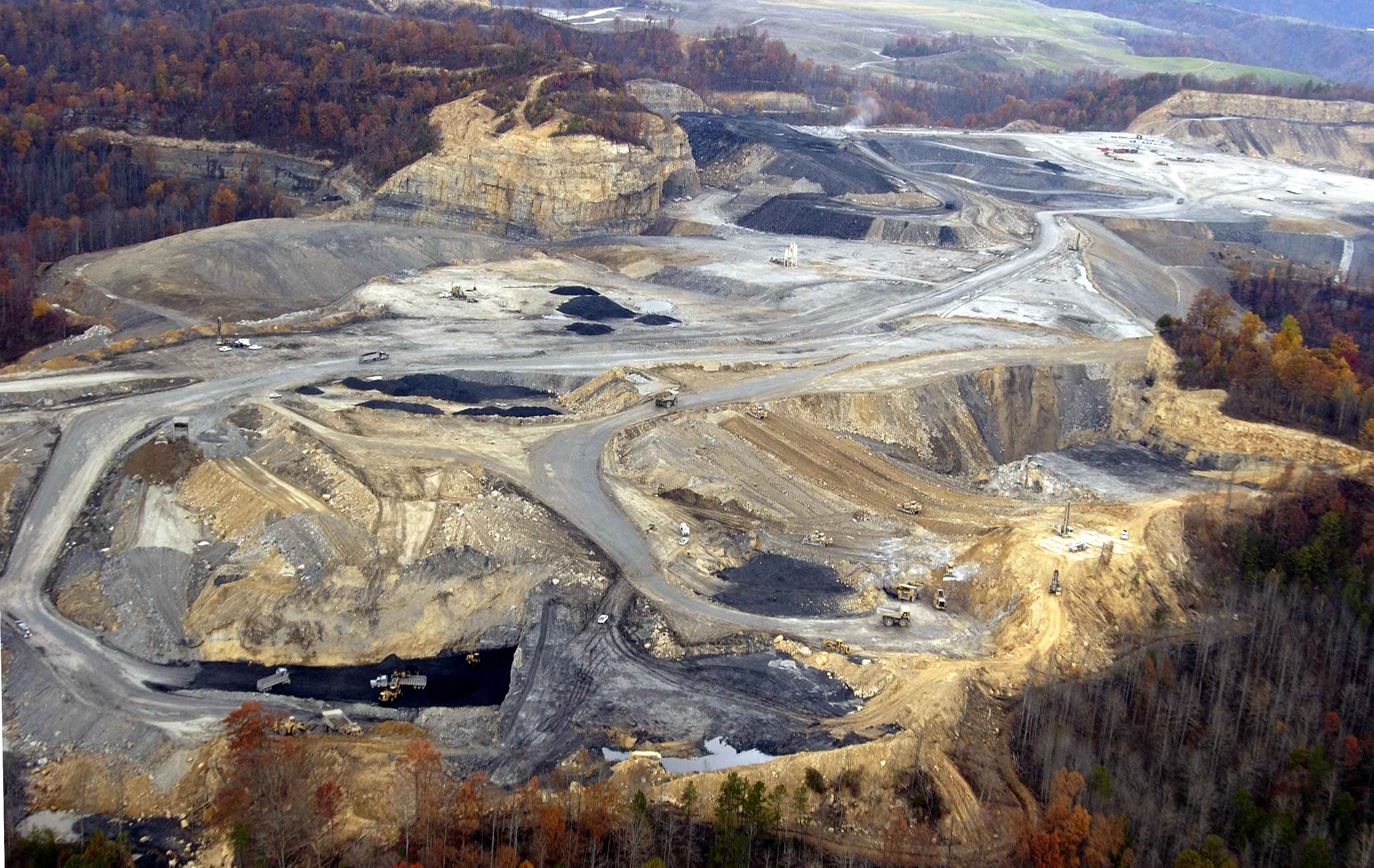 Appalachia Mountaintop Removal Mining