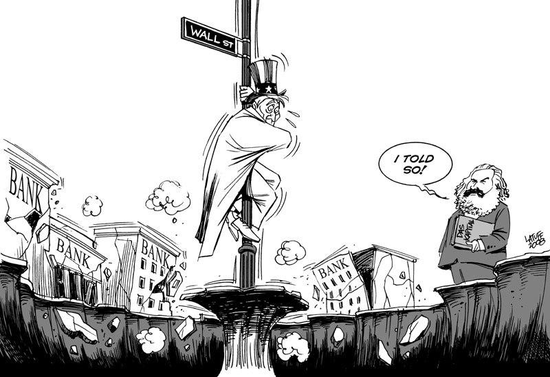 the world economic crisis a marxism analysis essay