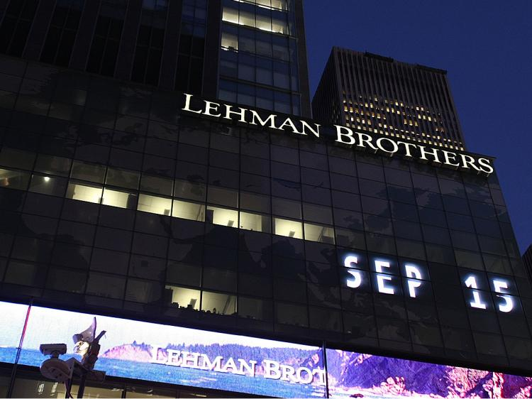 analysis on lehman brothers bankcruptcy New york -- the american financial system was shaken to its core on sunday lehman brothers holdings inc filed for bankruptcy protection, and merrill lynch.