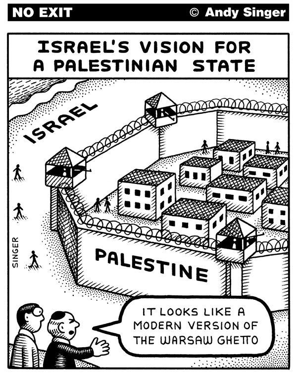 Israel's Vision for a Palestinian State