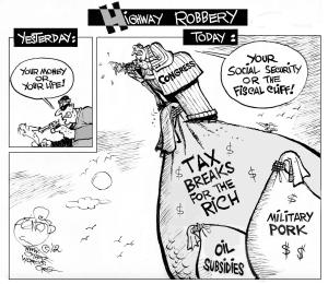 highway-robbery-fiscal-cliff-cartoon