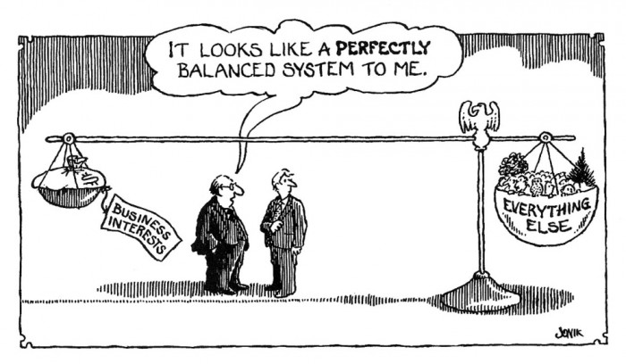 relationship between poverty unemployment and inflation cartoon