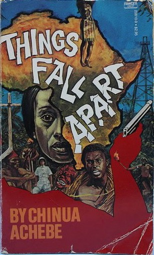 Chinua+Achebe+THINGS+FALL+APART