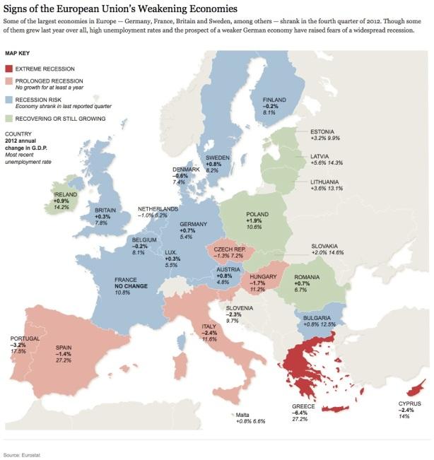 Europe-recession