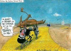 Martin Rowson cartoon 15/04/2013