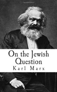 on-jewish-question-karl-marx-paperback-cover-art