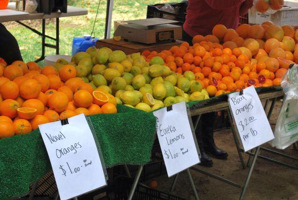 Cesar-Chavez-Plaza-Sacramento-Farmers-Market-Fruit