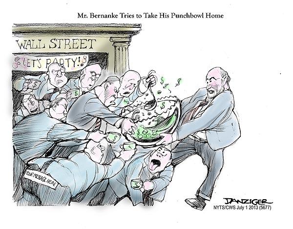 Bernanke's Punchbowl