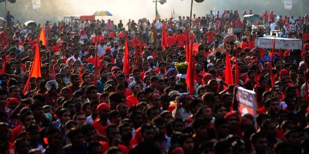 BANGLADESH-TEXTILE-WAGE-LABOUR
