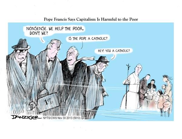 PopeCapitalism