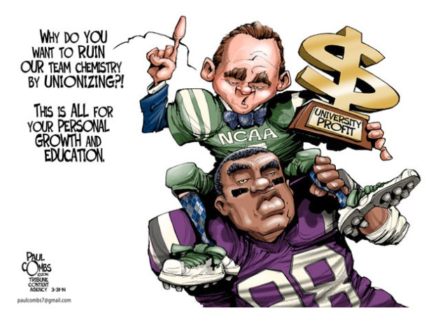Image result for college athletes comic