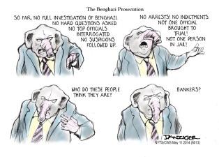 Benghazi Prosecution