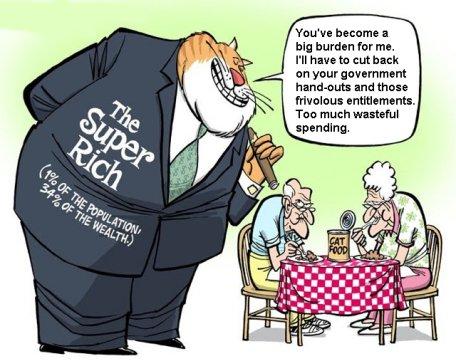 Greedy-Rich-Cartoon