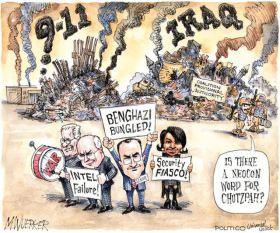 Benghazi-Bungled