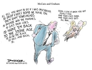 McCain and Graham