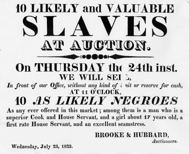 Slave-Auction-Poster