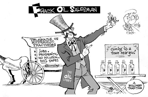 Oil-Sales