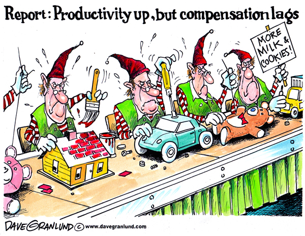 Productivity-pay