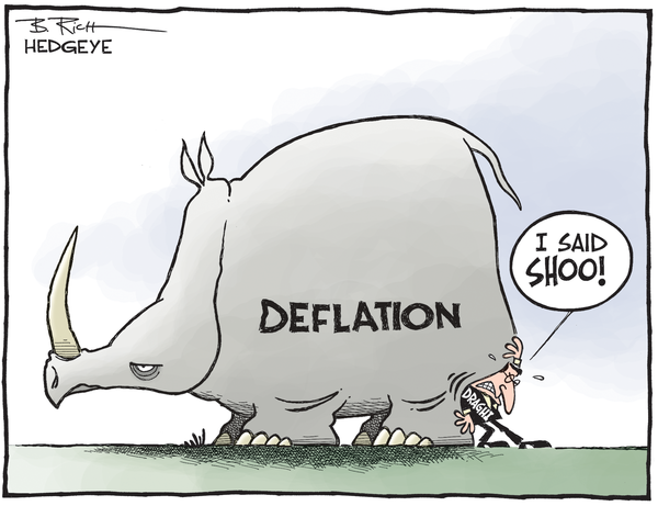 Risultati immagini per debt deflation cartoons