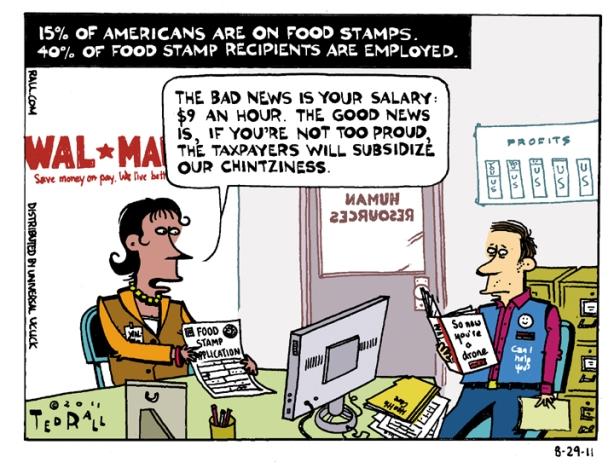Food Stamp Nation