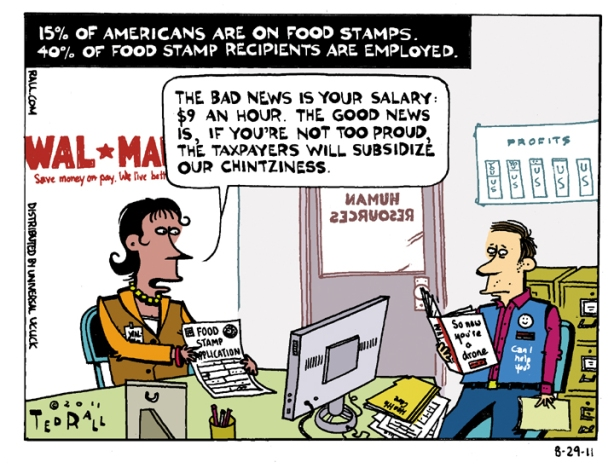Food Stamp Nation