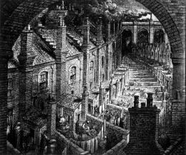 slums-of-london-engraving-by-gustave-everett1