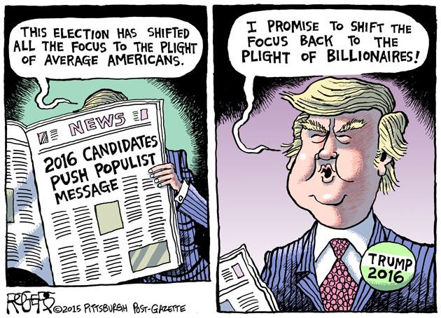 Populist Race