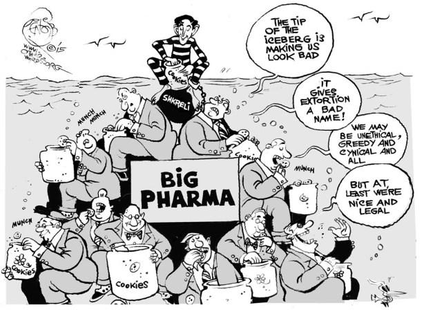 Pharmaceberg