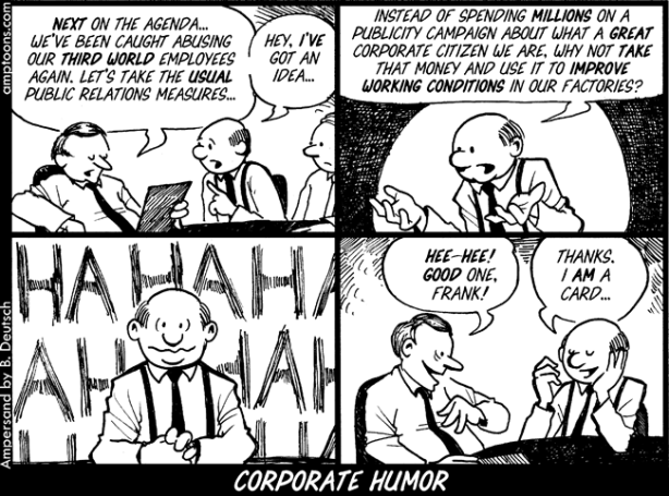 corporatehumor