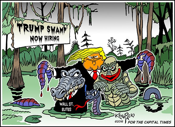 trumpswamp