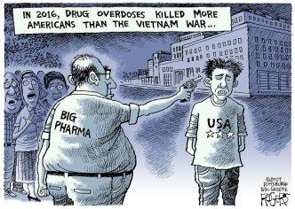 Opioid Killer