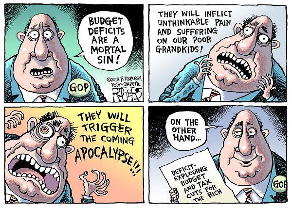 Deficit Apocalypse