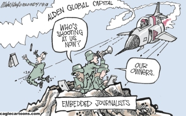 Embedded Journalists