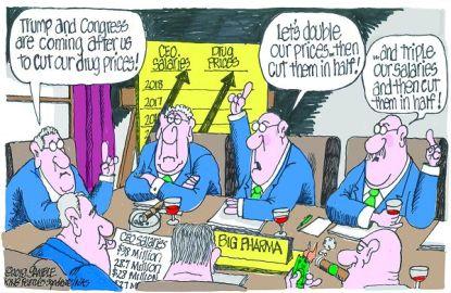 Image result for us drug price comic