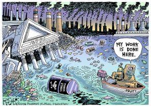 EPA Resignation