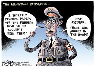 Anonymous Resistance