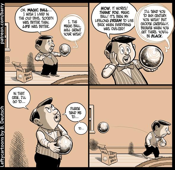 wish-magic-ball-racism-time-travel
