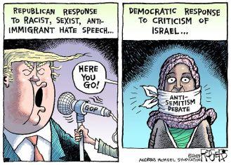 Democratic Response