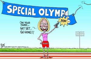 Bruce Plante Cartoon: A Betsy DeVos Special