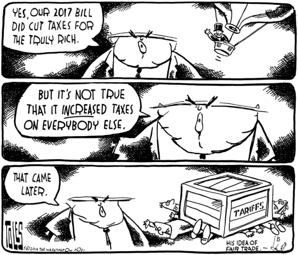 Toles-taxes