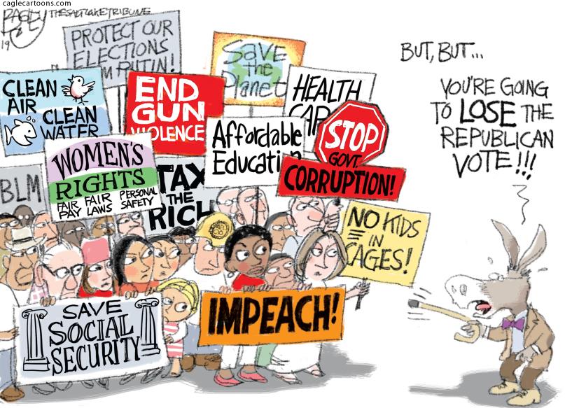 2_political_cartoon_u.s._democrats_2020_progressive_agenda_republican_vote_-_pat_bagley_cagle