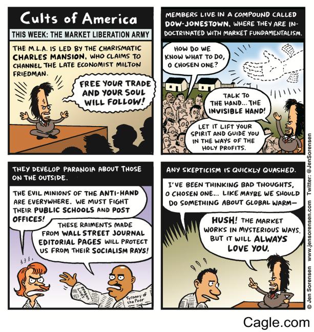Free trade cult