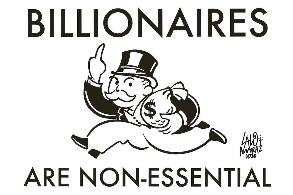 billionaires