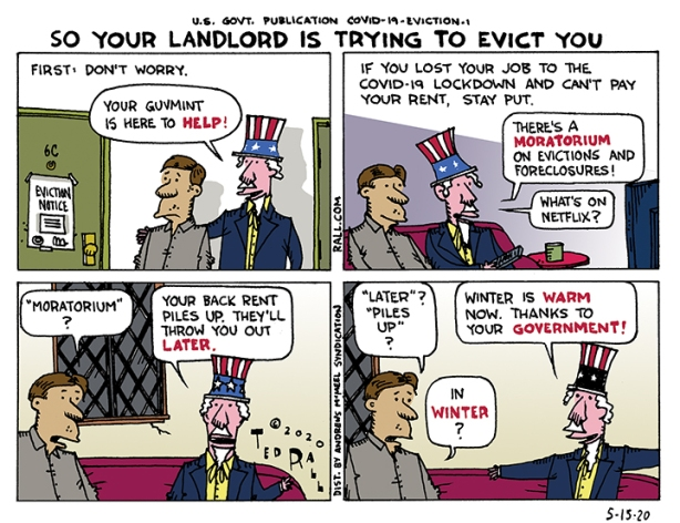 So Your Landlord Is Trying to Evict You
