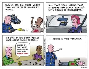 Cops Kill White People Too